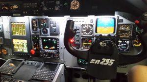 4 cockpit