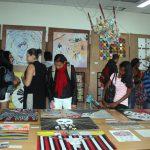 Exposition d'arts plastiques