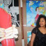 Installation d'arts plastiques