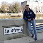 Oui Adrien c'est bien la Meuse ..