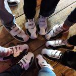 Belles les chaussures de Bowling ..