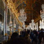 Chateau de Versailles, la Galerie des Glaces