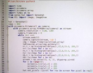 code picam