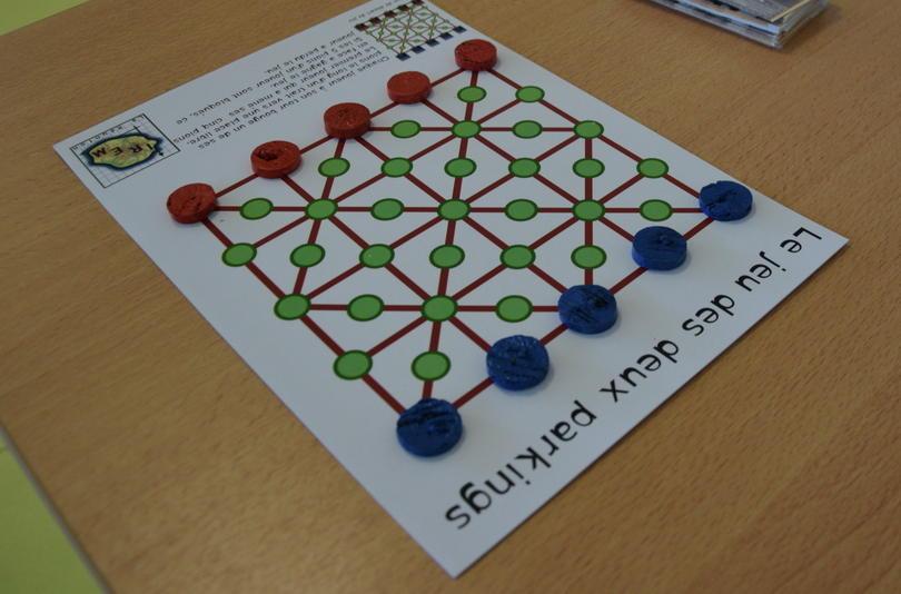 jeu mathématique
